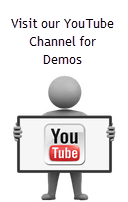 Vist our YouTube Channel for Demos